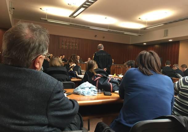 processo cazzaniga ospedale saronno tribunale busto arsizio
