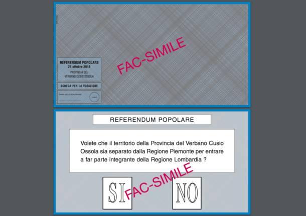 referendum vco scheda