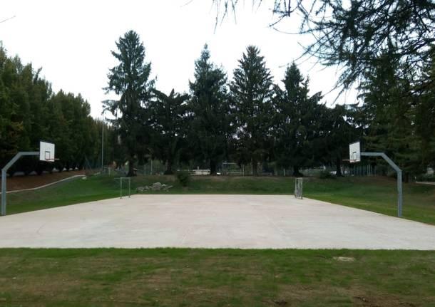 Campetti sportivi rinnovati a Varese