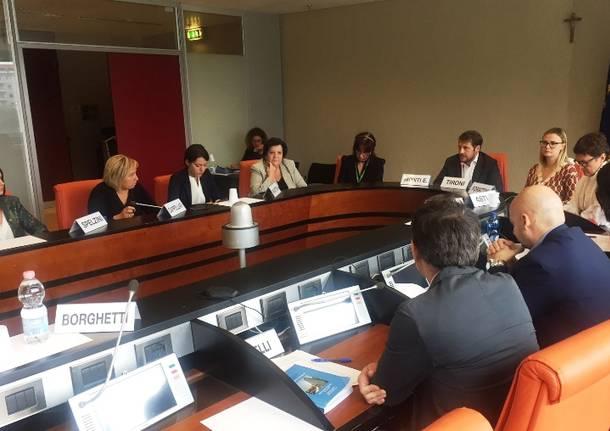 riunione commissione sanità