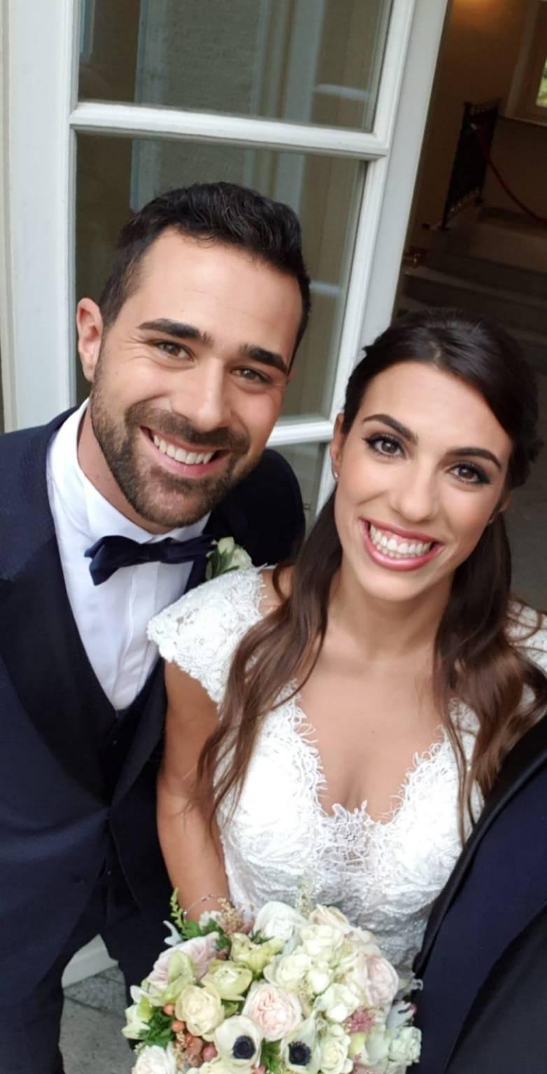 Roberto Valbuzzi si sposa