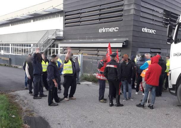 sciopero gls