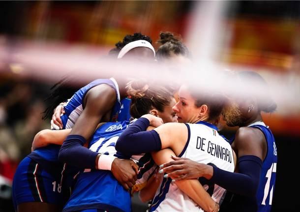 Serbia - Italia 3-2