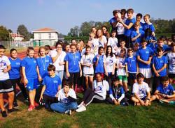 squadra atletica scuola majno gallarate