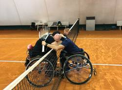 Tennis Carrozzina Master Gallarate