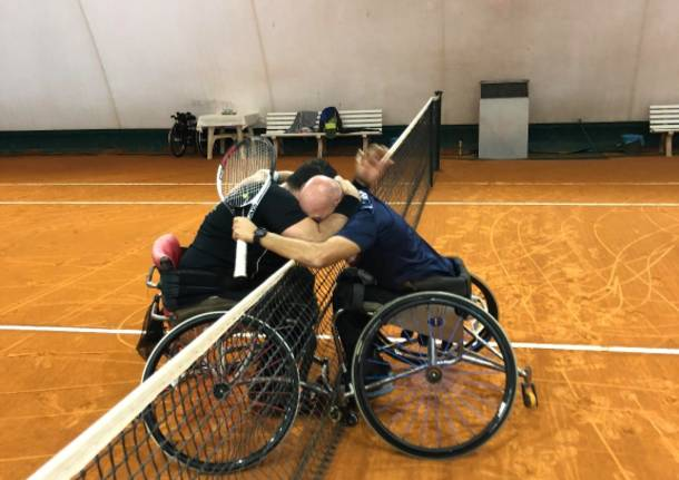 Tennis Carrozzina Master Gallarate