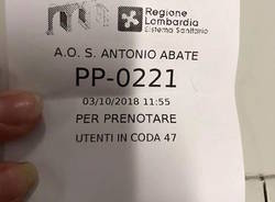 ticket del cup di gallarate