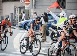 Tre Valli Varesine 2018 - La corsa e l'arrivo