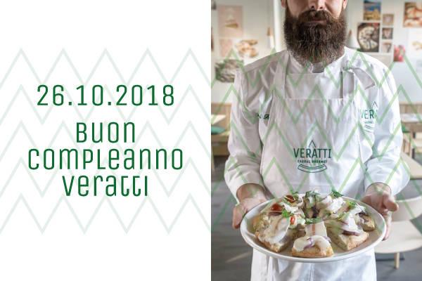 Buon Compleanno Veratti   Casual Gourmet   Cosa Fare a Varese
