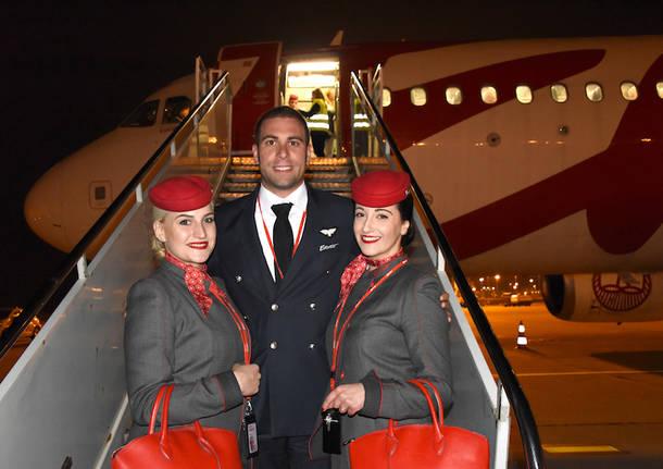 Il nuovo volo Malpensa-Kiev
