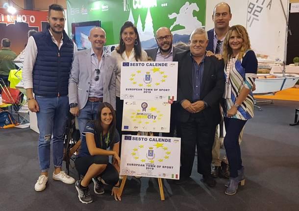 wst show comune europeo dello sport