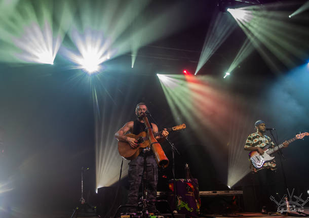 Xavier Rudd in concerto all'Alcatraz – Le foto