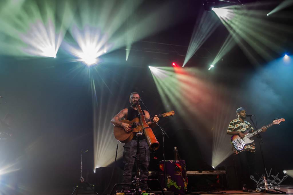 Xavier Rudd in concerto all'Alcatraz di Milano