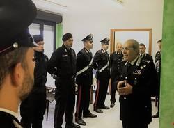 carabinieri dumenza visita generale maruccia