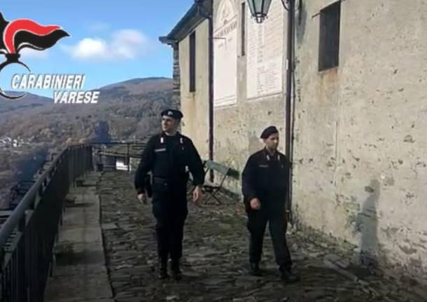 carabinieri monteviasco