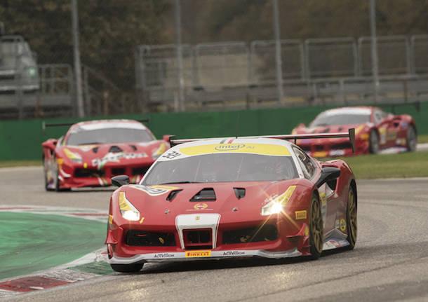 Finali Mondiali: a Monza la magia della Ferrari