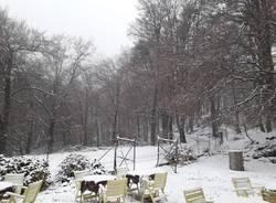 La prima nevicata dell\'anno