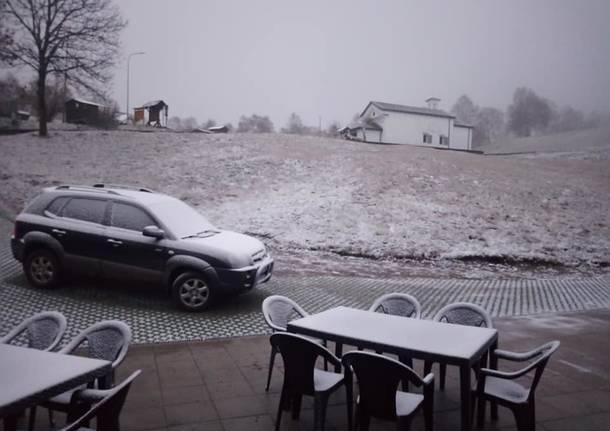 Neve alla Forcora