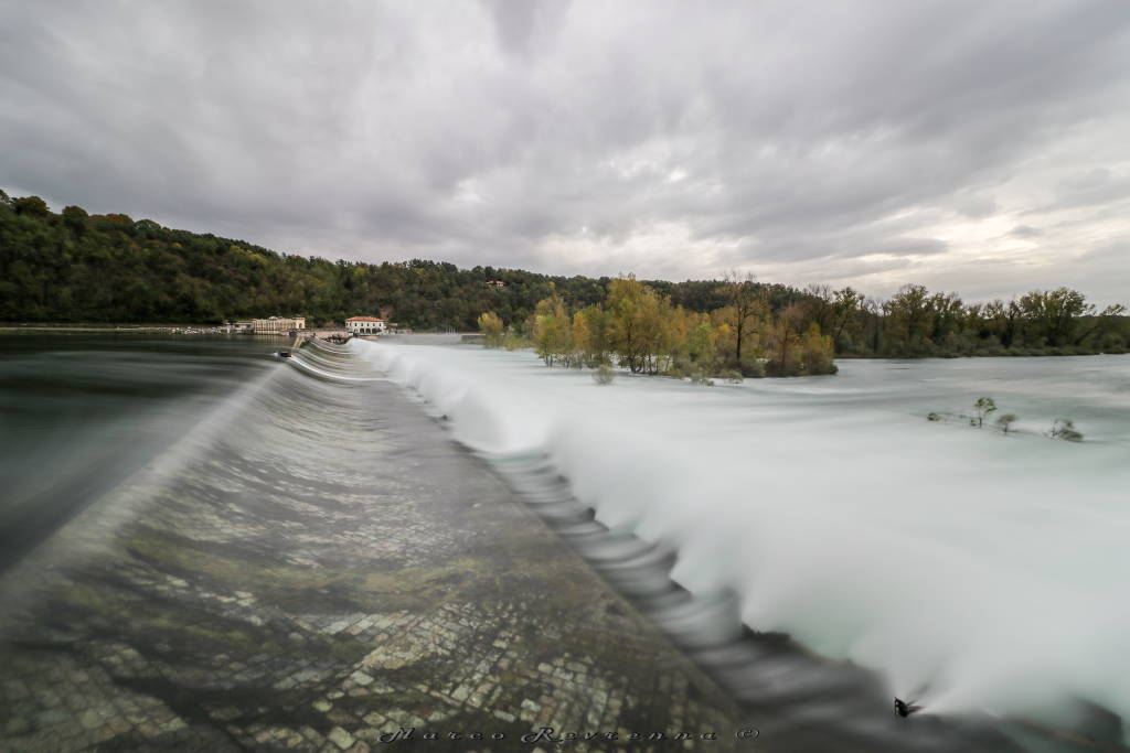 La furia del Ticino