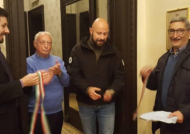 """Medaglia d\'oro di Maurilio Bossi \""""illumina\"""" il 4 novembre a Saronno"""