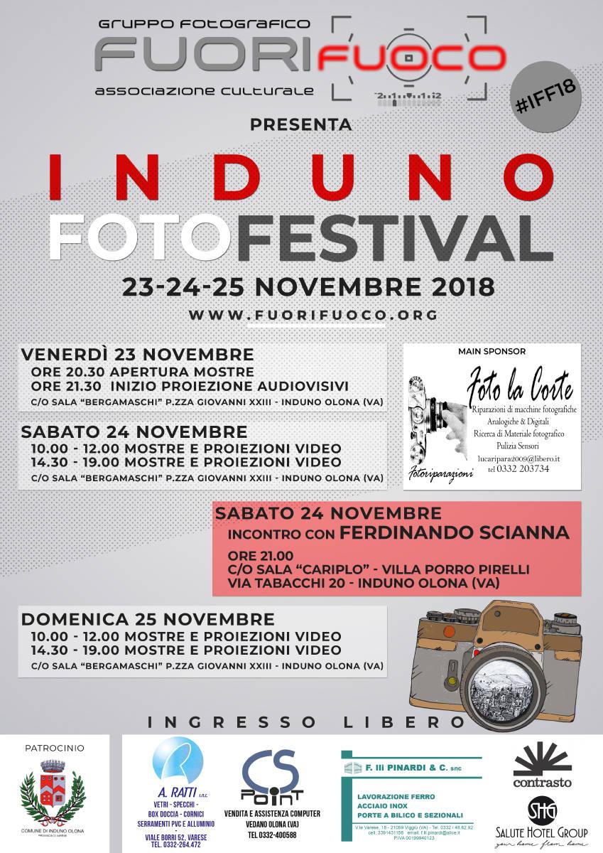 Induno Foto Festival #IFF18