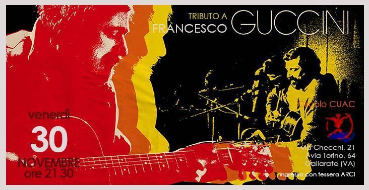 Tributo a Francesco Guccini