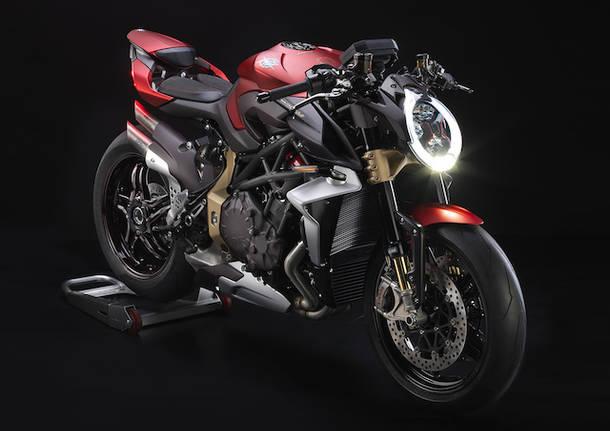 """""""Brutale 1000 Serie Oro"""", la moto più bella di Eicma 2018"""