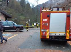 L\'incidente mortale di Curiglia