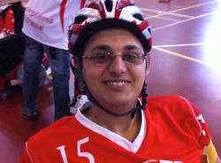 claudio carelli skorpions wheelchair hockey