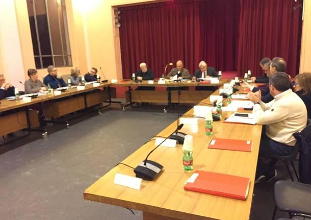 consiglio comunale olgiate olona novembre 2018