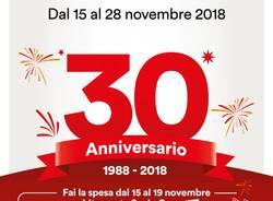 Coop Lombardia festeggiamenti Varese e Busto Arsizio