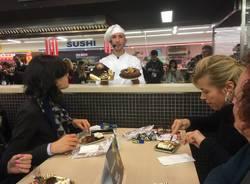 Corsi tigros 2018: il cioccolato