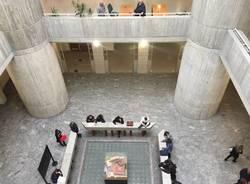 crepe e allagamenti nel tribunale di Varese