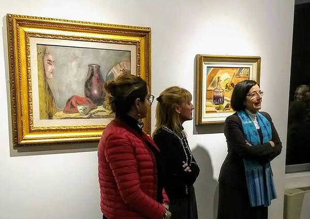 La Galleria il Chiostro festeggia trent'anni con De Pisis