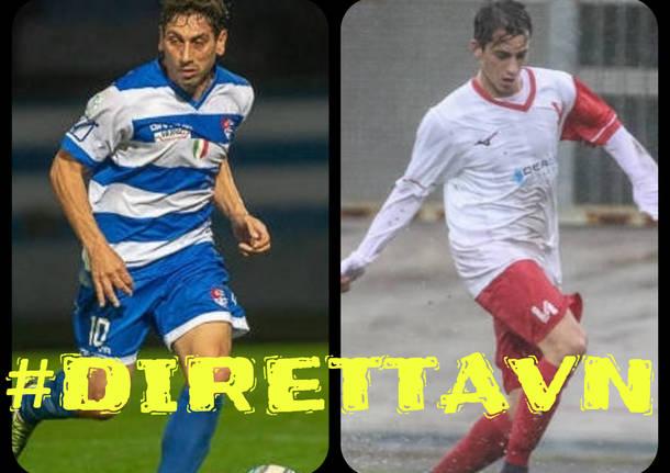 Calcio In Diretta Pro Patria Albissola Varese Ferrera E