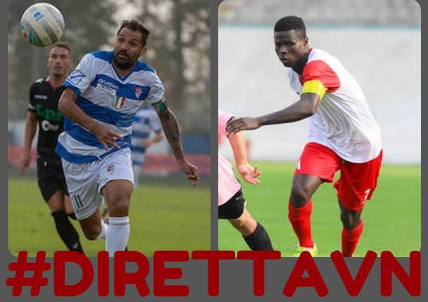 Calcio In Diretta Varese Accademia Pavese Pro Patria Alessandria