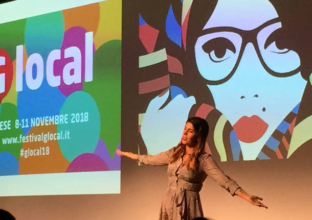 Glocal 2018 – Donne come noi