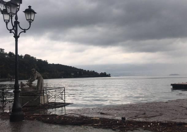 Esonda il lago maggiore