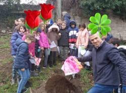 Festa degli alberi a Cazzago Brabbia
