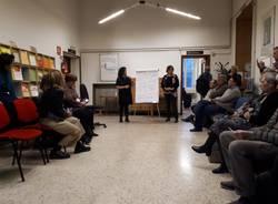 focus group biblioteca busto arsizio claudia giussani manuela maffioli