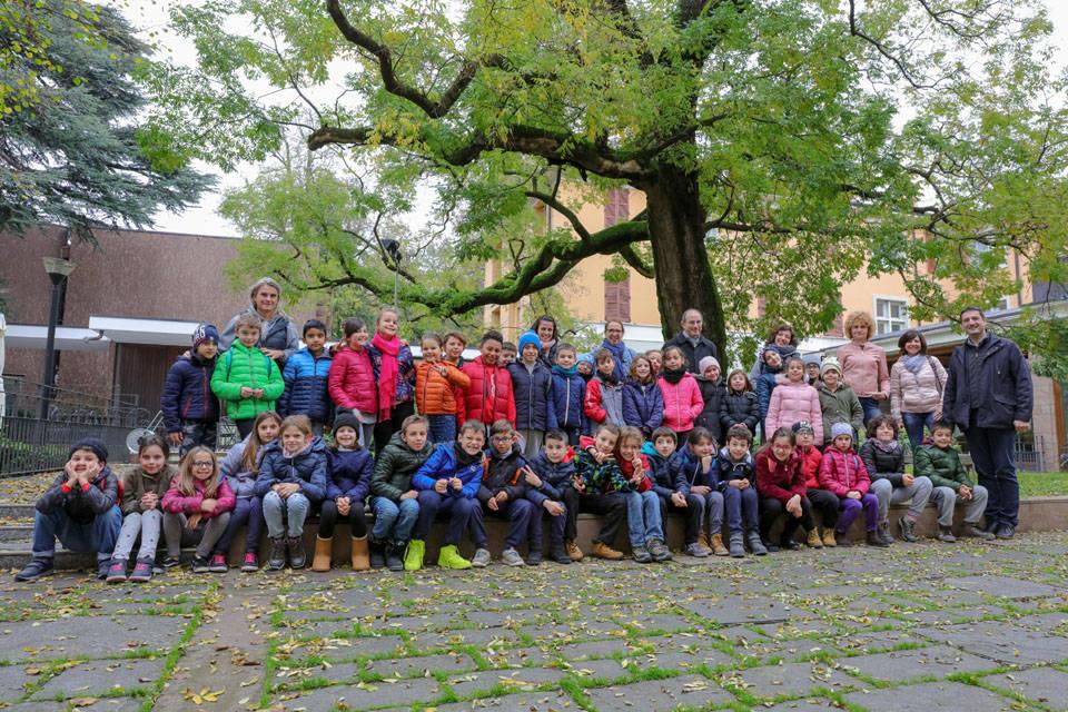 Gazzada Schianno: la Festa degli alberi 2018