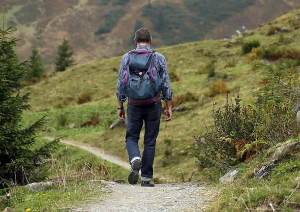 sentieri cammino montagna