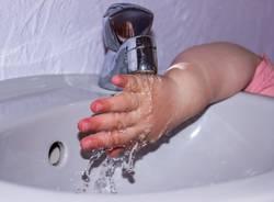 rubinetto acqua bambini
