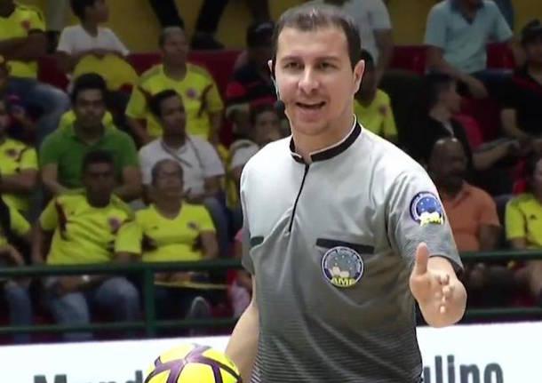 giuseppe brunacci arbitro futsal calcio a 5