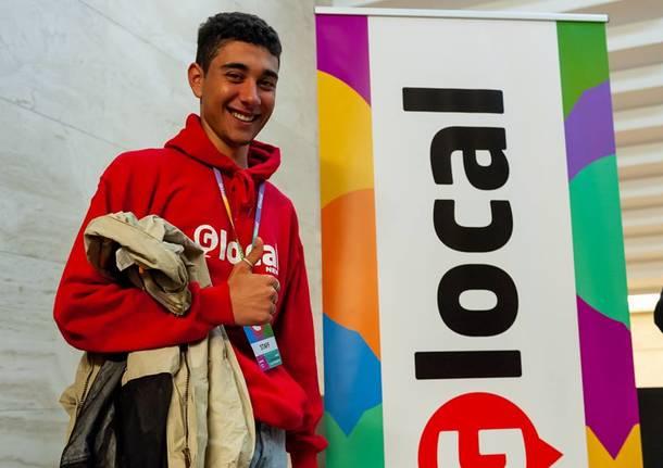 Glocal 2018: i volontari dell'Itet Daverio Casula