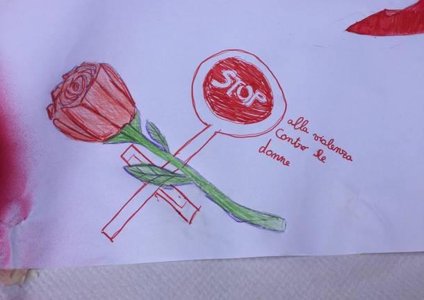 il rispetto non ha confini i ragazzi di casciago dicono no alla violenza sulle donne violenza sulle donne