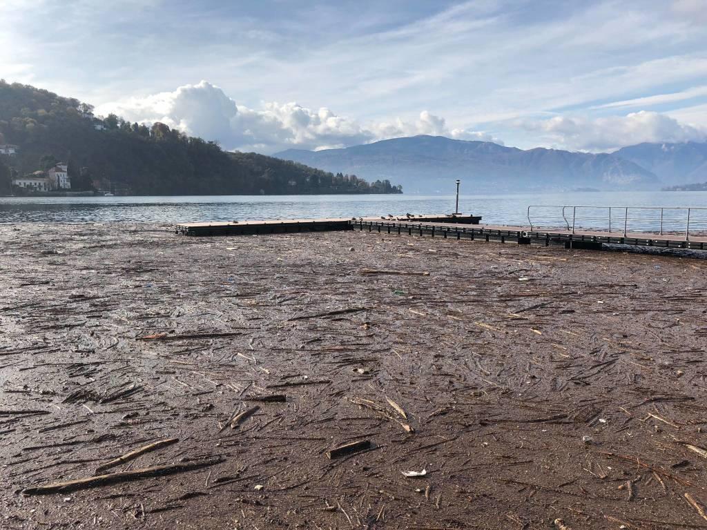 Il Lago Maggiore il 13 novembre