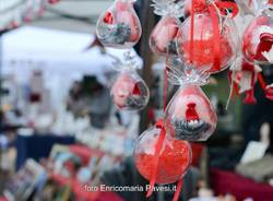 In tantissimi per il mercatino di Natale a Galliate Lombardo