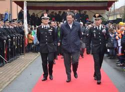 inaugurazione caserma carabinieri samarate