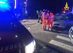 incidente a lonate pozzolo 30 novembre 2018